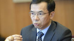 中國駐法國大使盧沙野 資料照片
