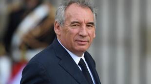 Former leader of the Modem party François Bayrou inculpé ce vendredi 6 décembre pour «complicité de détournement  de fonds publics ».