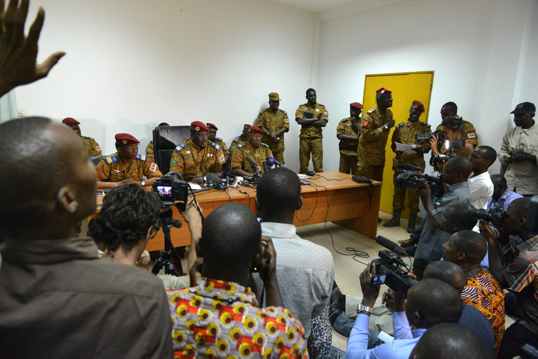 Burkina Faso: o roteiro para a transição