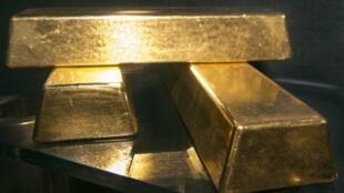 Segundo documentos revelados pela imprensa austríaca, cada lingote pesa 500g (imagem ilustrativa).