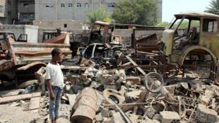 No Iémen, a cada dez minutos morre uma criança com menos de cinco anos.