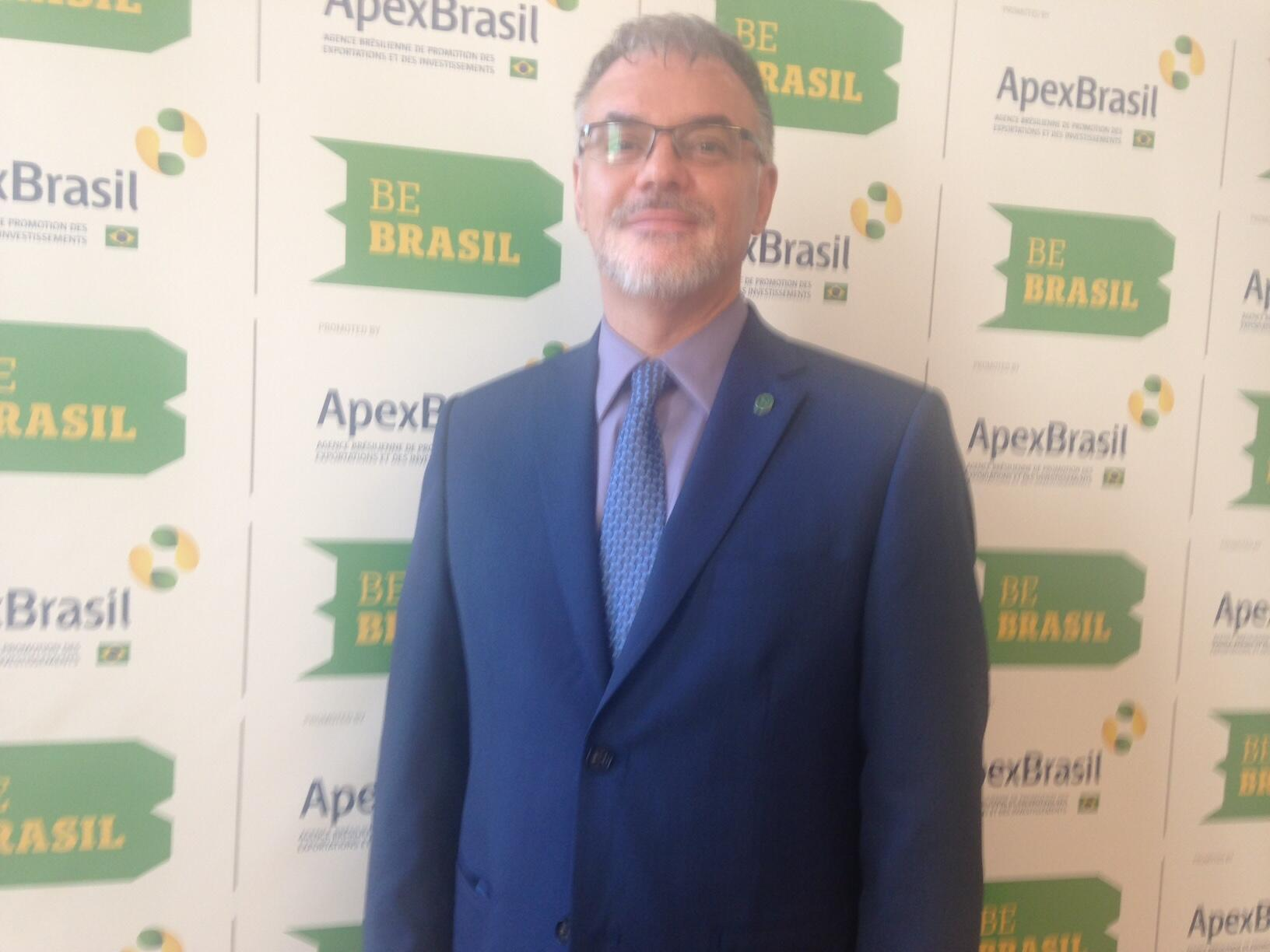 O secretário de Relações Internacionais do Agronegócio, Odilson Luiz Ribeiro e Silva.