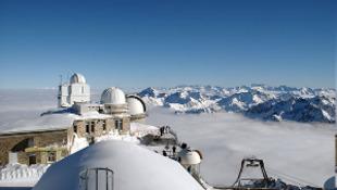 Nuvem radioativa é detectada no sudoeste da França, próxima aos Pirineus.