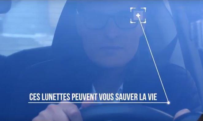 Умные очки Elice Helthy могут спасти жизнь водителю. Эта французская разработка была премирована на CES 2018.