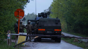 Special forces on the hunt for Conings in the Hoge Kempen forests last week