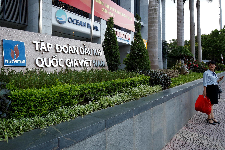 Trụ sở của PetroVietnam tại Hà Nội