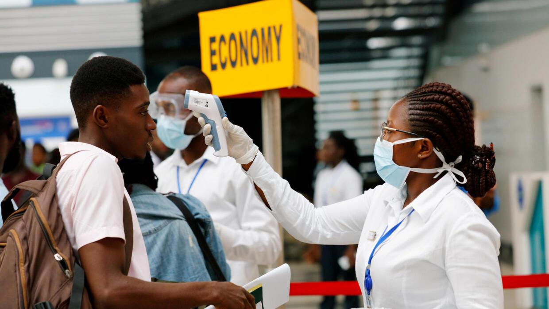 Coronavirus ta kama mutun na farko a Ivory Coast