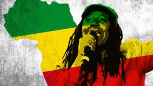 musique - Alpha Blondy - grand angle - reggae africain