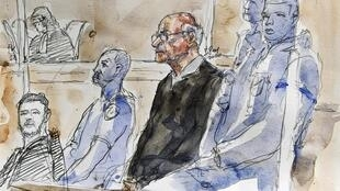 Retired surgeon Joel Le Scouarnec is on trial for the rape and sexual abuse of four children