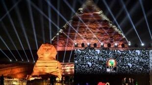CAN 2019 no Egipto.