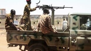 ''Soudan'' jamana ka lagandacɛdenw ''Khartoum'' dugu kɔnɔ.