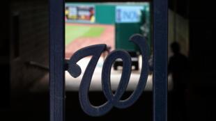 Imagen del Nationals Park de Washington, hogar de los Nacionales de las Grandes Ligas de béisbol.