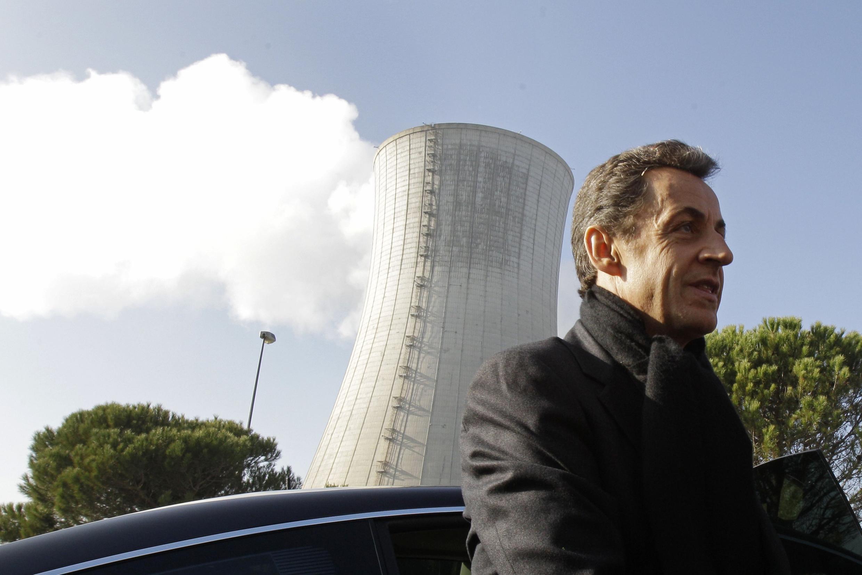 Sarkozy will receive the prestigious Order of the Golden Fleece