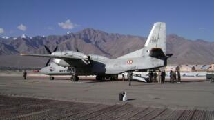 Ан-32 ВВС Индии, 2008 г.