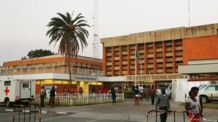 The University Teaching Hospital in Lusaka, Zambia