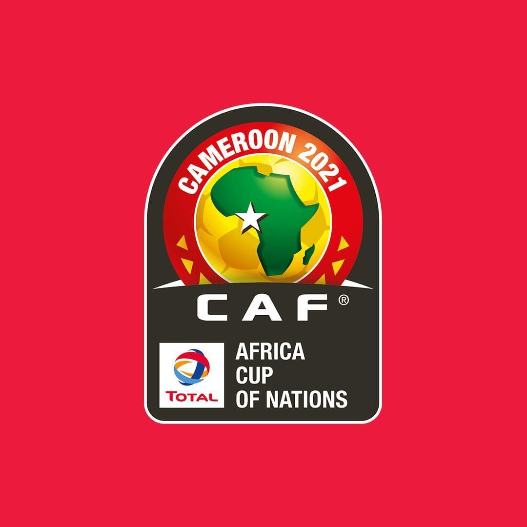 Le logo de la CAN 2021.