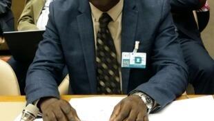 Adriano Gonçalves, chefe de Intercâmbio e Cooperação da CNIDAH