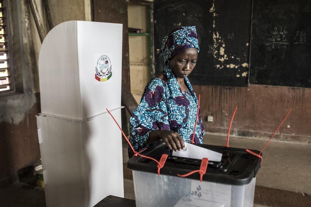 Guinea vote
