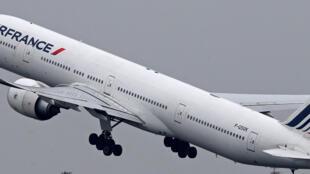 Air France эвакуировала граждан Франции и Швейцарии из Москвы