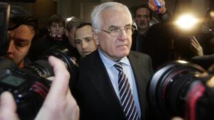 Peter Hartz, le père des réformes du marché du travail en Allemagne, ici à Braunschweig, en janvier 2007.