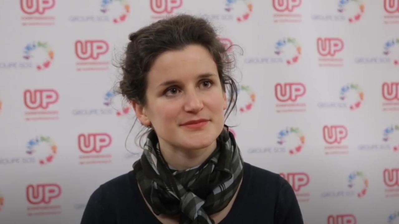 Flore Berlingen, diretora da organização Zero Waste France