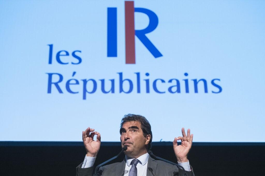 Christian Jacob, le nouveau président des Républicains.