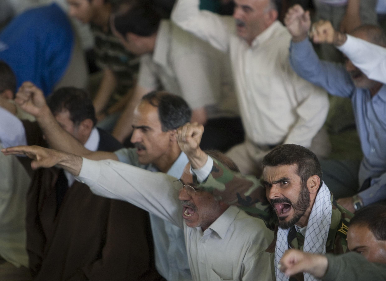 Пятничная молитва в Тегеране