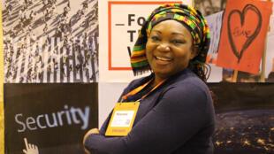 Nnenna Nwakanma participou da edição 2018 do Web Summit