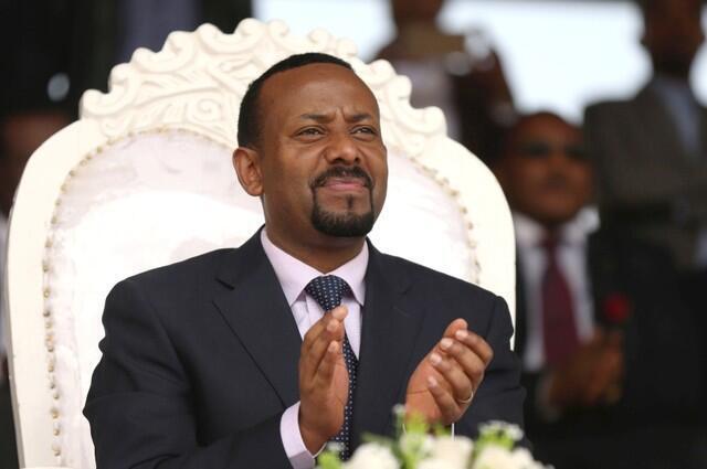 Abiy Ahmed, primeiro-ministro etíope.