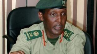 Photo du 29 décembre 2000  du général Faustin Kayumba Nyamwasa.