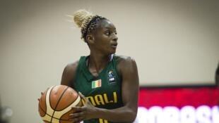 La Malienne Touty Gandega.