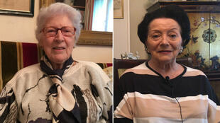 Colette Marin-Catherine and Arlette Varin-Baudin, two women from Normandy with very different stories of life during the Second World War..