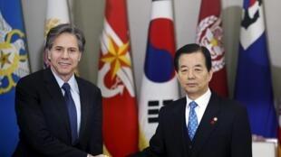 美韓敦促中國在嚴厲制裁朝鮮議題起動力作用