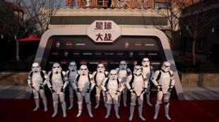 """Tập 8 trường thiên Star Wars, """"Hiệp sĩ Jedi cuối cùng"""" rất được trông chờ tại Trung Quốc."""