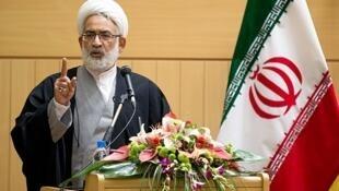 محمدجعفر منتظری دادستان کل کشور