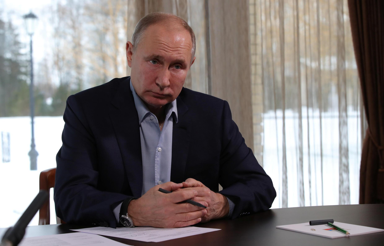 russie - poutine  2021-01-25T121650Z_698043100_RC20FL9XJ0VR_RTRMADP_3_RUSSIA-PUTIN-STUDENTS