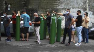 Des pays européens ferment leurs frontières avec le Brésil à cause du variant du Covid-19