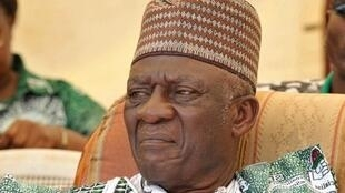 Le chef de l'opposition camerounaise, John Fru Ndi (photo d'archives).