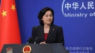 هیوا شیونینگ، سخنگوی وزارت امور خارجه چین