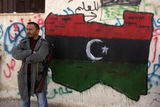 Benghazi, 18/03/11