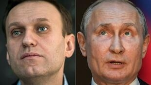 Alexei Navalny has vowed to return to Russia