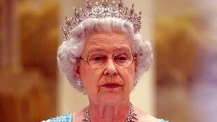 الیزابت دوم ملکه بریتانیا
