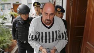 """نام """"سرژ عتلاوی"""" شهروند فرانسوی، از فهرست ١٠ محکومی که به زودی در اندونزی اعدام میشوند حذف شد."""
