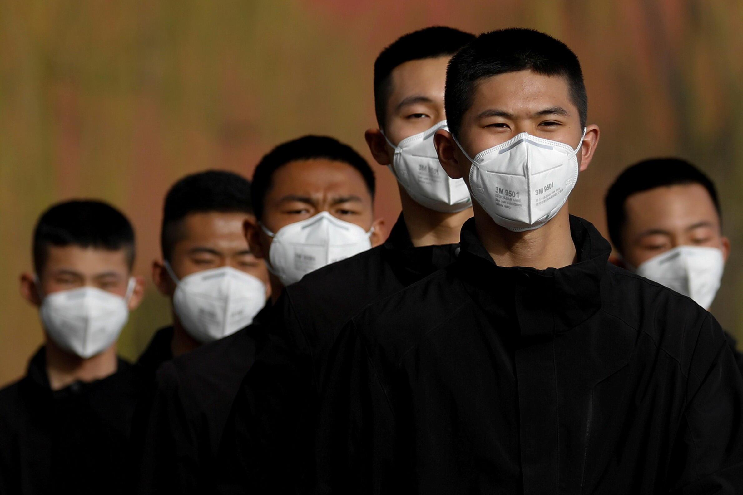 Chine - coronavirus - Cité interdite