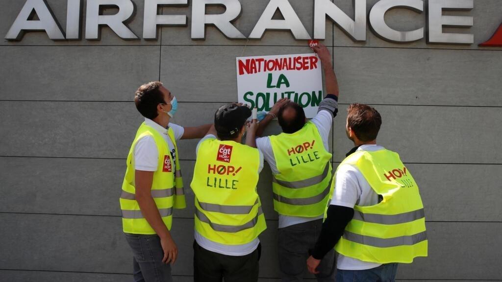 Hausse vertigineuse des plans sociaux en France