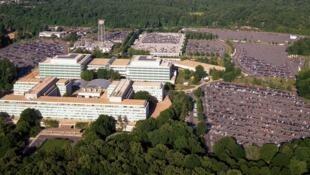Trụ sở cơ quan CIA ở Langley, Virginia, Hoa Kỳ.