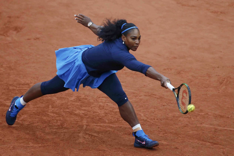 Serena Williams anasema yuko tayari kutwaa ushindi.