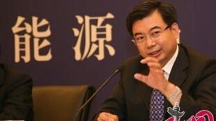 中国国家能源局司长郝卫平。