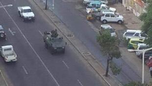 Desmilitarização, desmobilização e reintegração, de guerrilheiros da Renamo, em Mocambique.