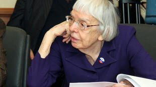 Людмила Алексеева, 2012 год.